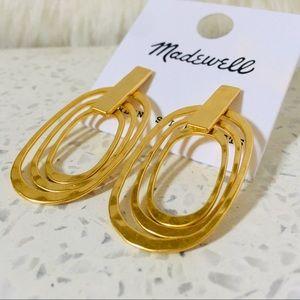MADEWELL Latitude Earrings
